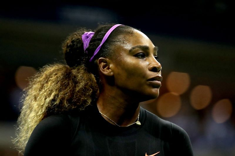 Serena Williams at the 2019 US Open