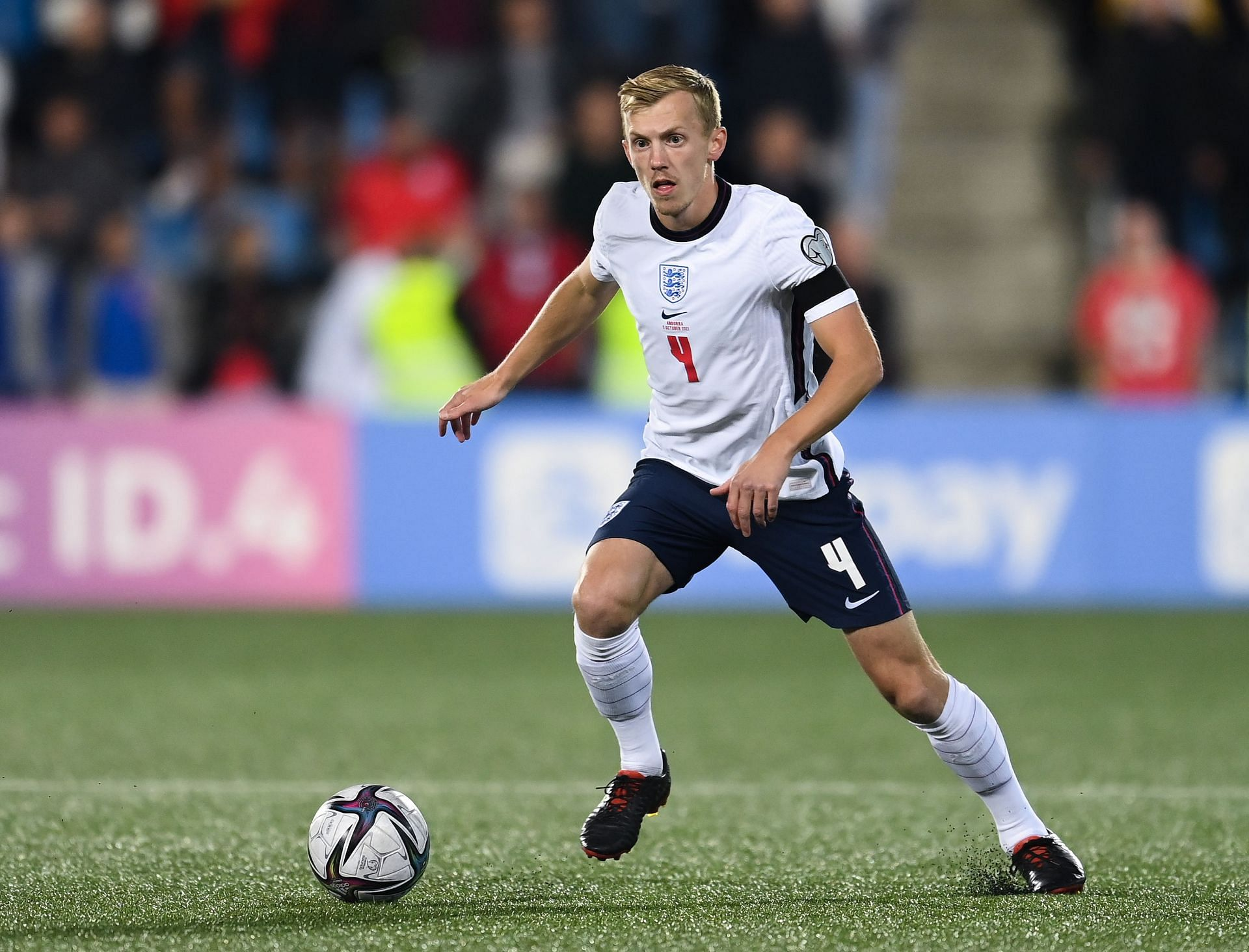 Chelsea are interested in James Ward-Prowse.