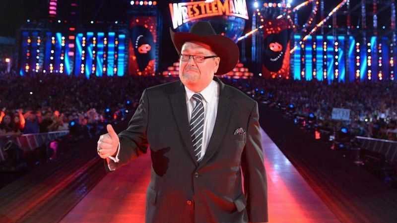 Jim Ross is WWE's former Head of Talent Relations