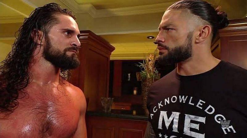 WWE में फैंस को यूनिवर्सल चैंपियन रोमन रेंस vs सैथ रॉलिंस का मैच देखने के लिए लंबा इंतजार करना पड़ सकता है