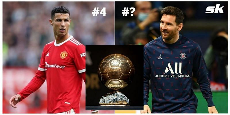 These five have been the best forwards to receive a Ballon d'Or 2021 nomination