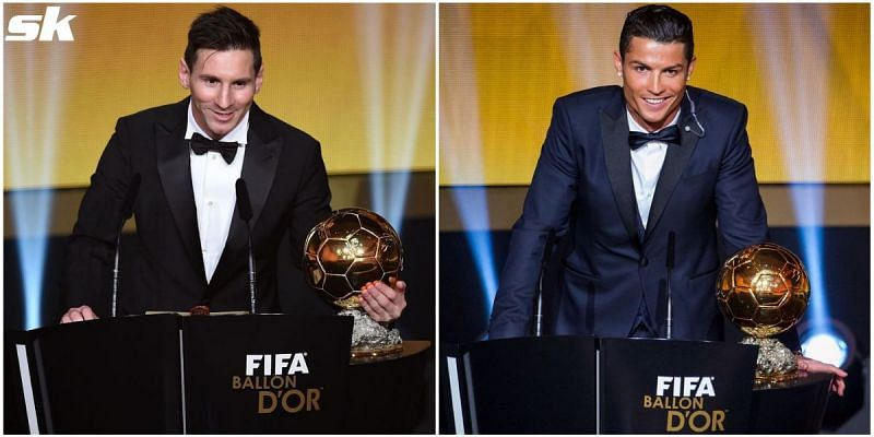 Messi and Ronaldo are preparing for another Ballon d'Or showdown