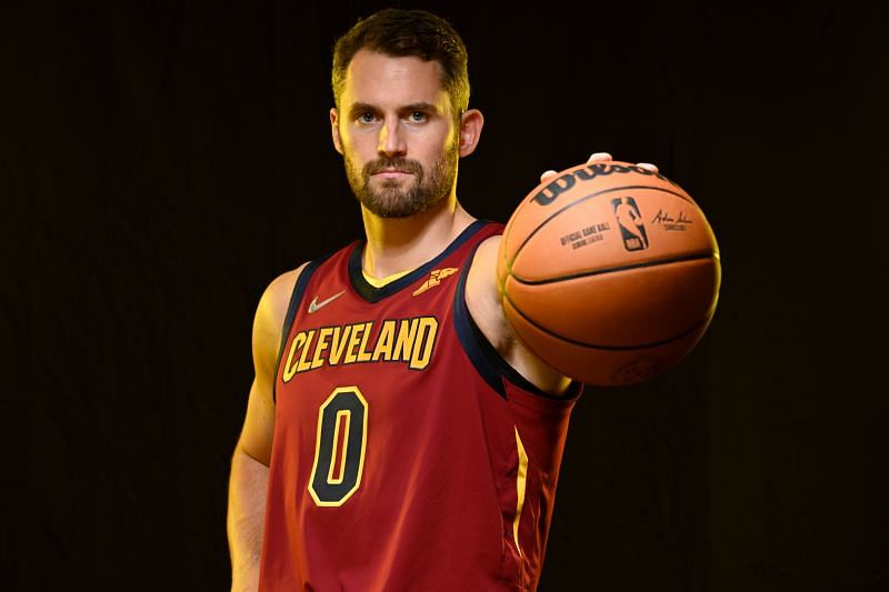 What does the future hold for Kevin Love?