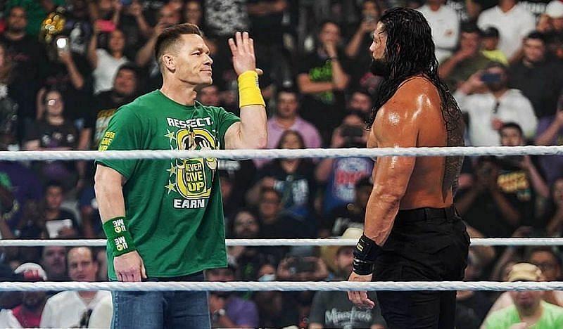 WWE दिग्गज जॉन सीना जॉन सीना का बड़ा बयान