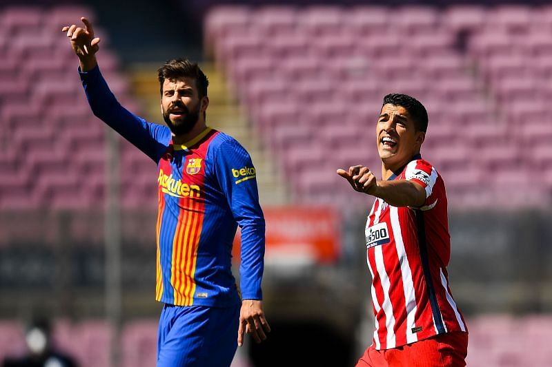 लुइस सुआरेज़ ने अच्छा प्रदर्शन किया क्योंकि एटलेटिको मैड्रिड ने पिछली बार बार्सिलोना को 2-0 से हराया था