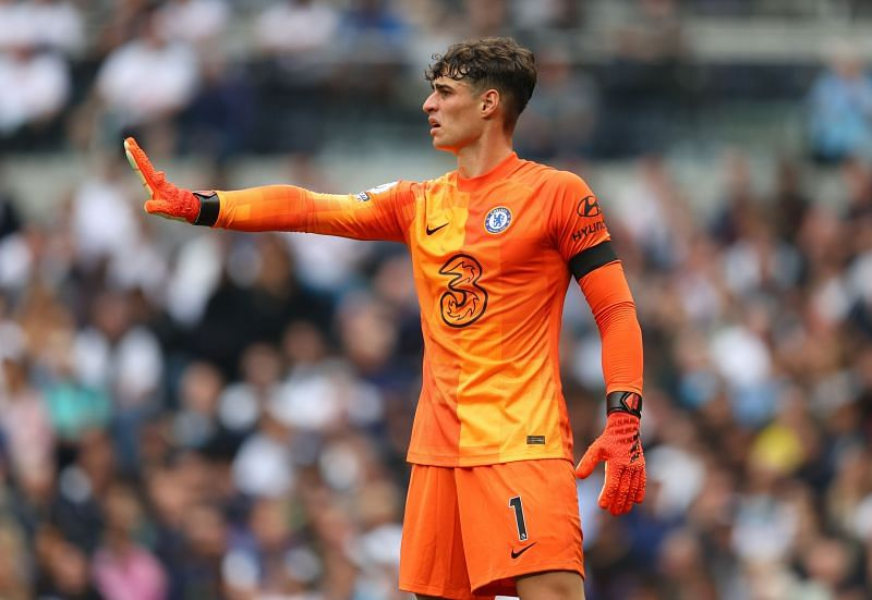Chelsea have received official bids from Lazio for Kepa Arizabalaga.