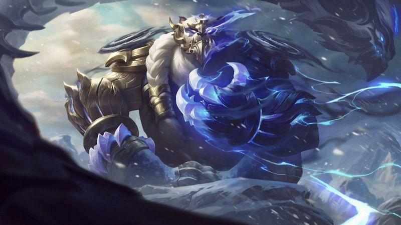 Dragonmancer Volibear (Image via League of Legends)