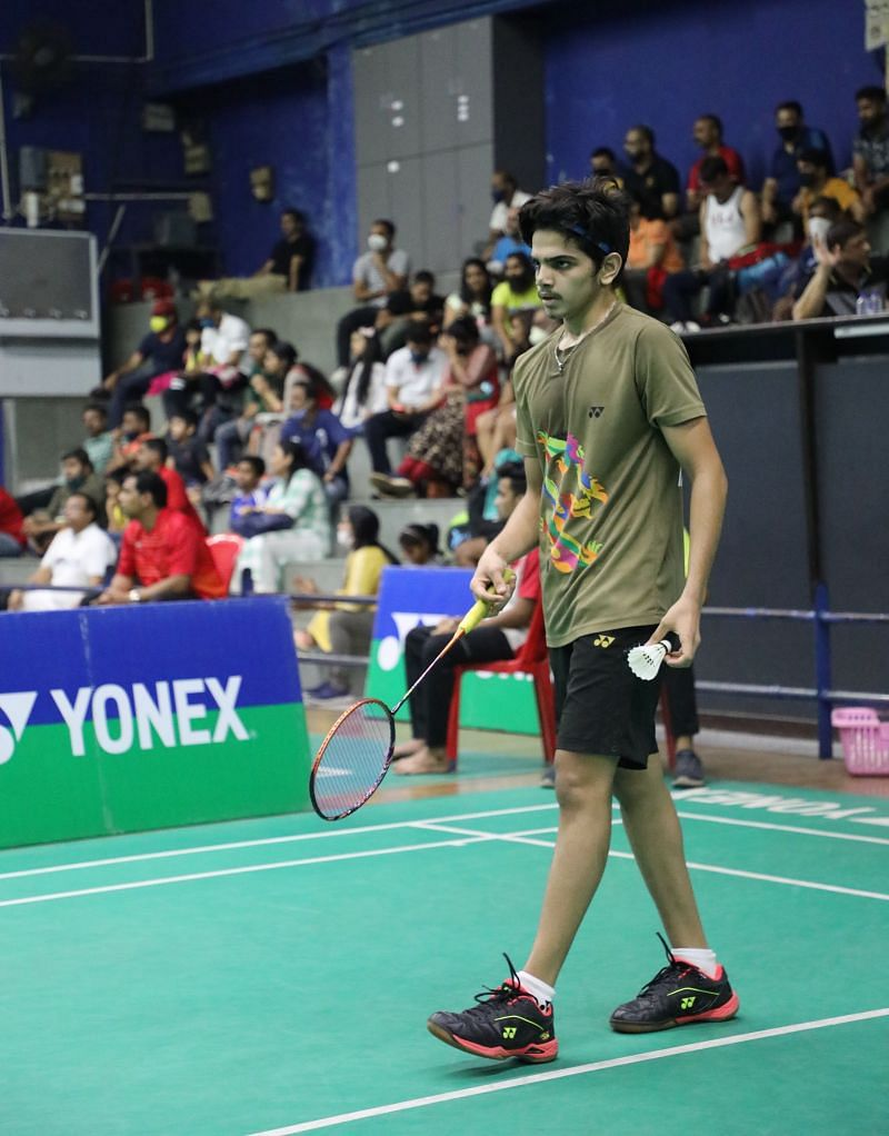 Unseeded Yash Suryavanshi of Thane excelled in the men's singles