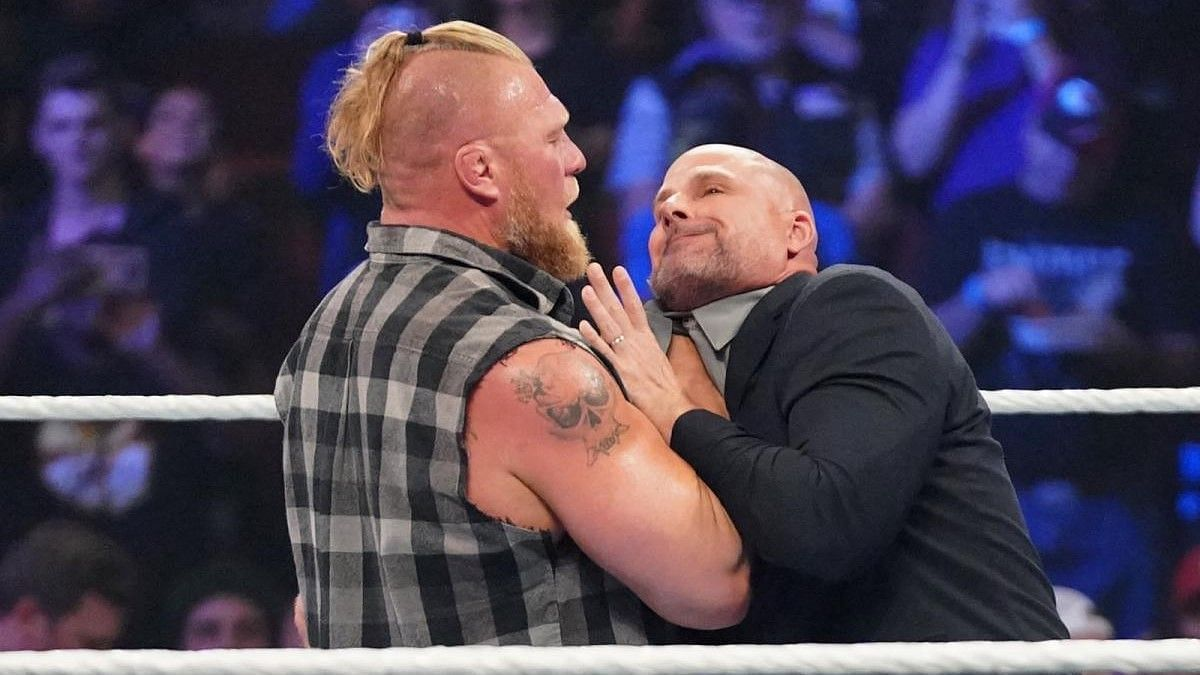 5 things WWE SmackDown got right after Crown Jewel: Brock Lesnar suspended; Roman Reigns destroyed