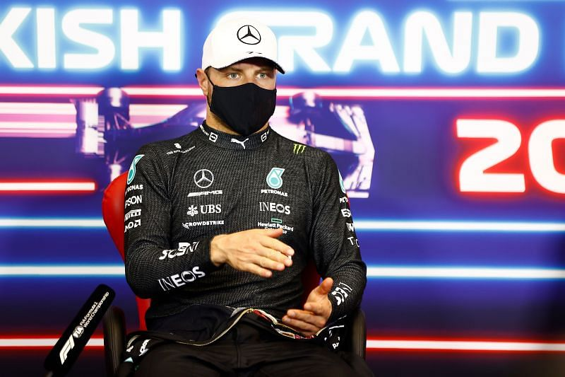 Bottas picked up his first win at the Turkish Grand Prix. Photo: Bryn Lennon/Getty Images