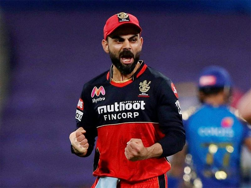 Virat Kohli was appointed as the captain of RCB ahead of the 2013 IPL season.