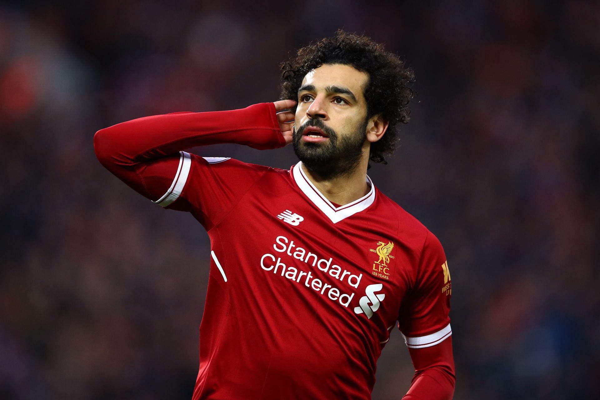 Liverpool attacker - Mohamed Salah