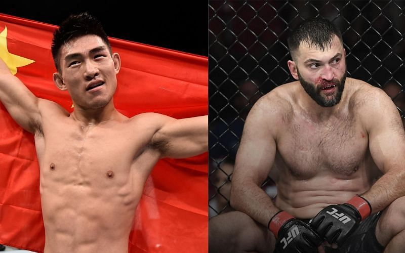 Song Yadong & Andrei Arlovski fought in both the UFC and ONE