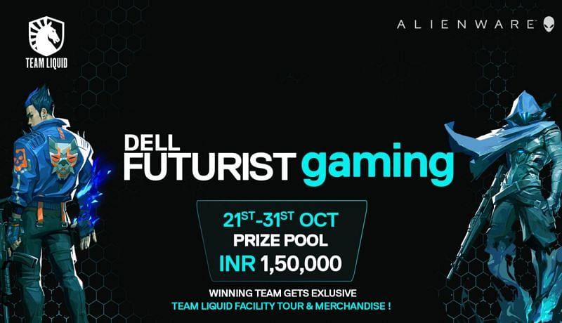 Dell Futurist Gaming: Valorant (Image by Dell)