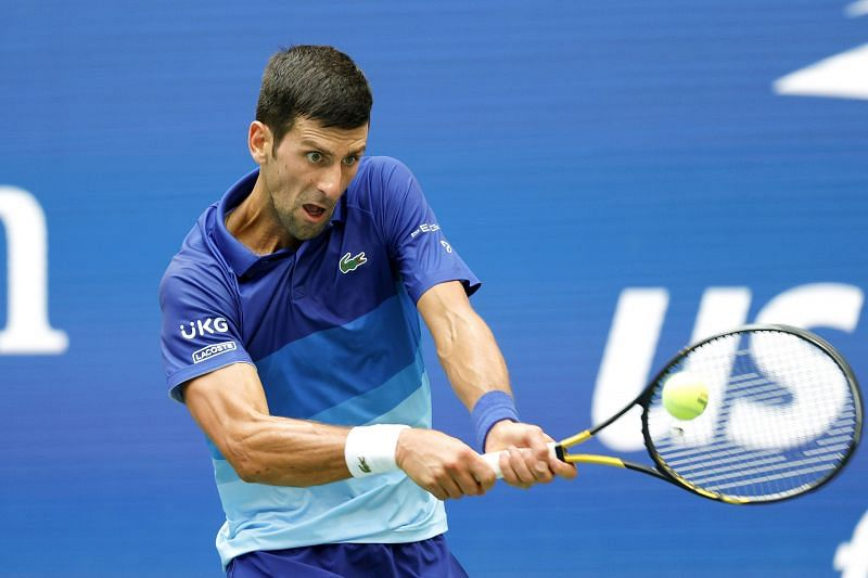Younes El Aynaoui believes youngsters must watch Novak Djokovic's highlights