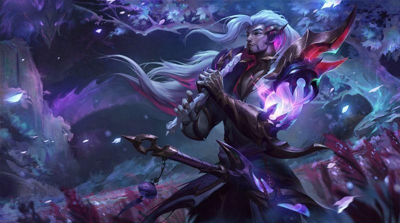Dream Dragon Yasuo (Image via League of Legends)