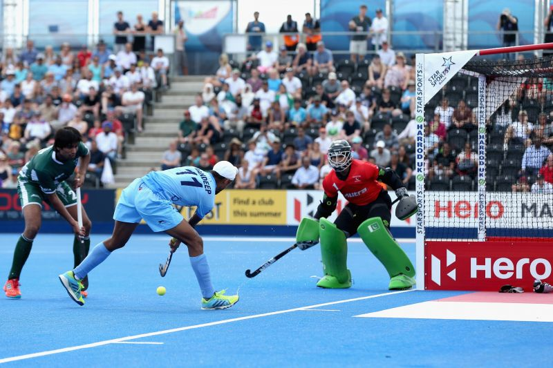 India and Pakistan are the joint-winners of the last edition of Asian Hockey Champions Trophy.