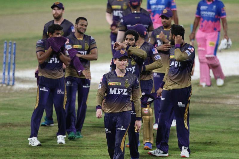कोलकाता नाइट राइडर्स टीम (Photo Credit - IPLT20)