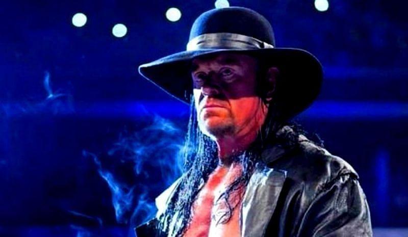 WWE दिग्गज अंडरटेकर ने वापसी को लेकर दिया बड़ा बयान