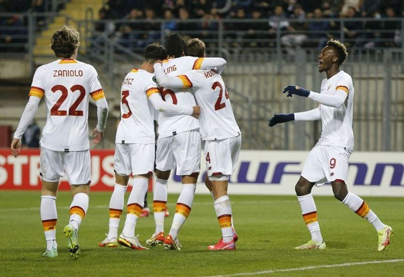 AS Roma have a terrific record against Empoli