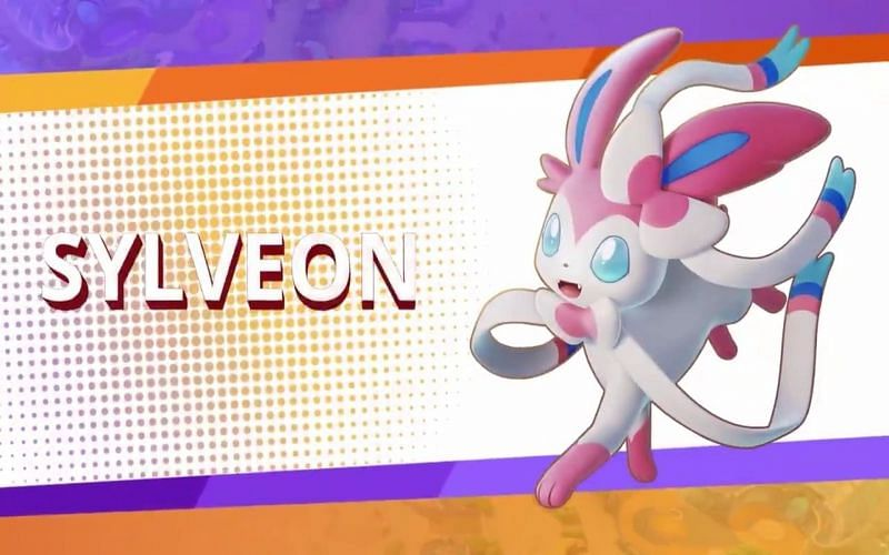 Sylveon and Mamoswine are newcomers to the Pokemon Unite roster (Image via TiMi Studios)