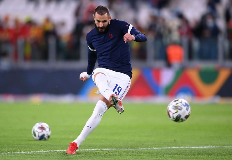 .Belgium v France – UEFA Nations League 2021 Semi-final