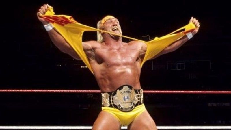 Hulk Hogan is one of the biggest stars in pro wrestling history