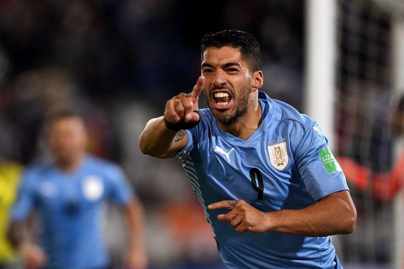 उरुग्वे बनाम कोलंबिया - फीफा विश्व कप 2022 कतर क्वालीफायर