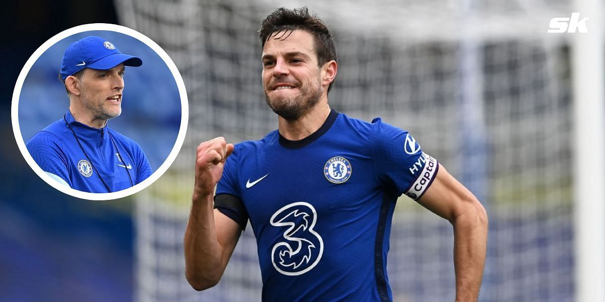 Cesar Azpilicueta has played in different positions during his Chelsea career