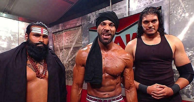 WWE भारतीय सुपरस्टार ने दिया खास संदेश