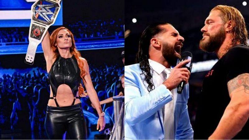 WWE SmackDown के इस हफ्ते के एपिसोड के लिए पहले ही कई मैचों की घोषणा की जा चुकी है