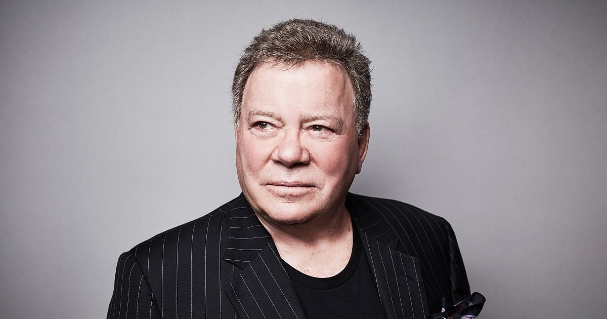 William Shatner is 90 years old (Image via Getty Images)