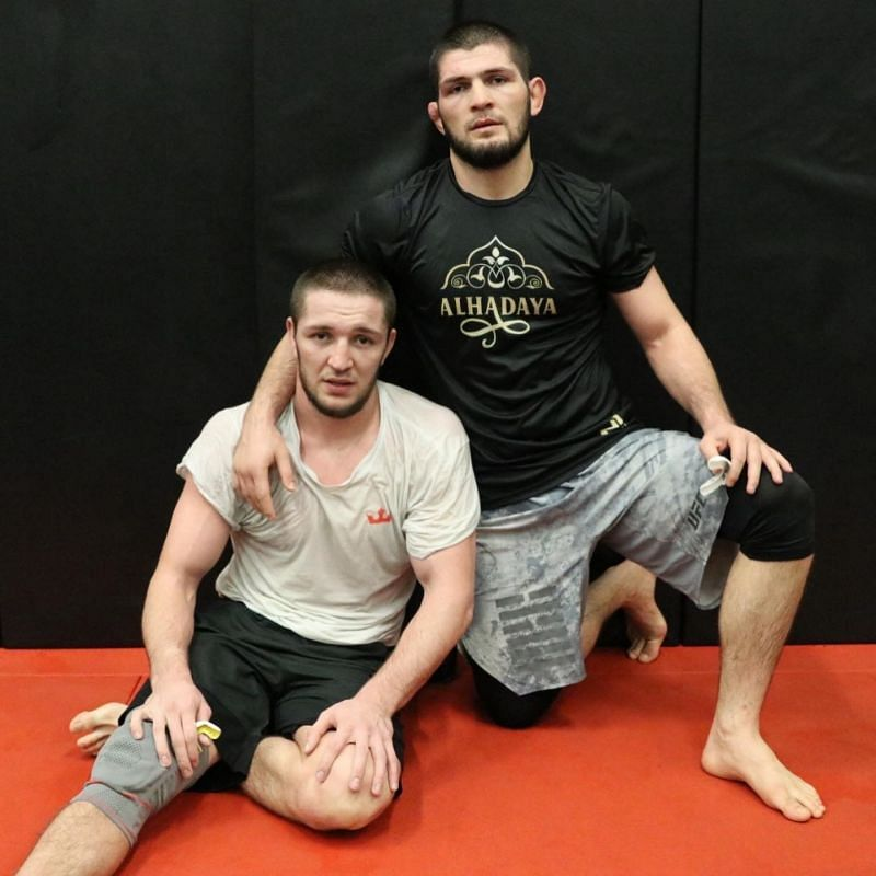 ONE Championship signs Saygid Izagakhmaev of Eagle MMA