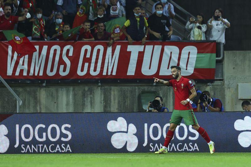 ब्रूनो फर्नान्डिज ने भी एक गोल और एक असिस्ट करते हुए शानदार प्रदर्शन किया।