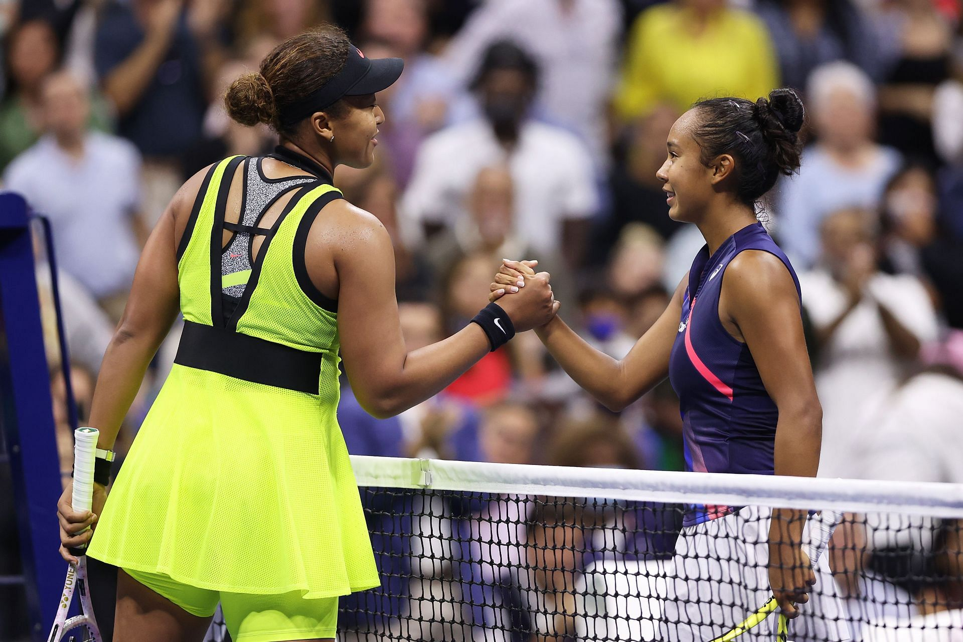The 2021 US Open was the last tournament Naomi Osaka participated in.
