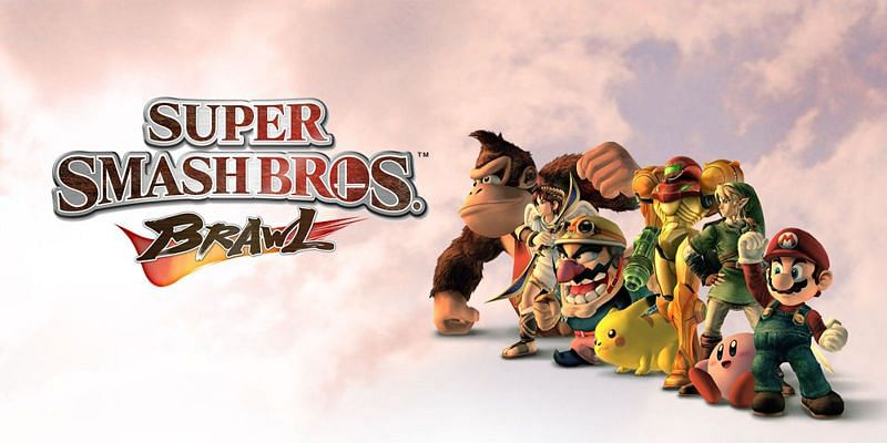 Pit and Wario were new additions to the roster in SSBB (Image via Nintendo)
