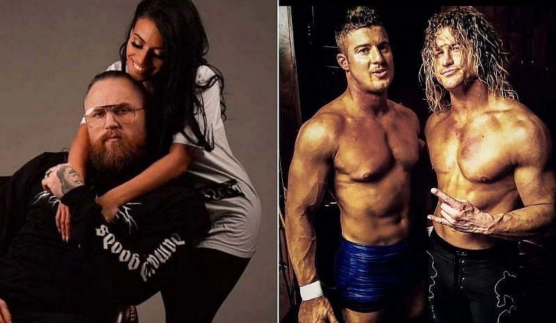 WWE और AEW दोनों ही एक दूसरे को कड़ी टक्कर दे रही है