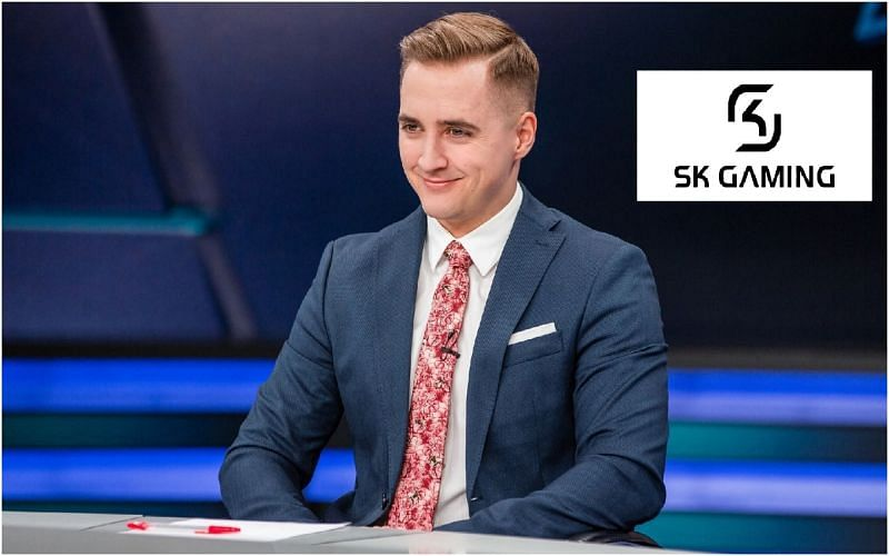 Krepo might join SK Gaming according to rumors by LEC Wooloo (Image via League of Legends)