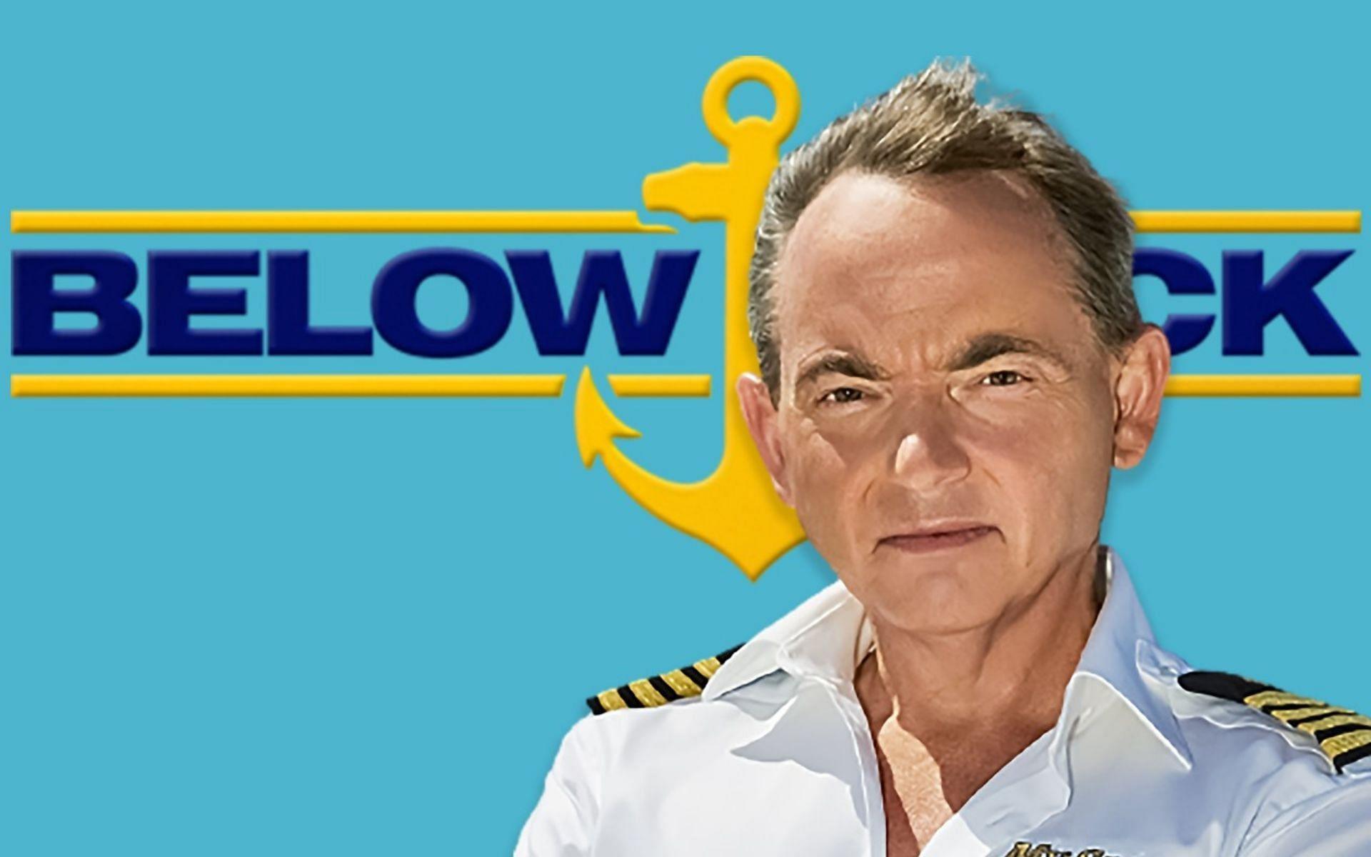 'Below Deck' Season 9 new captain Sean Meagher (Image via Sportskeeda)