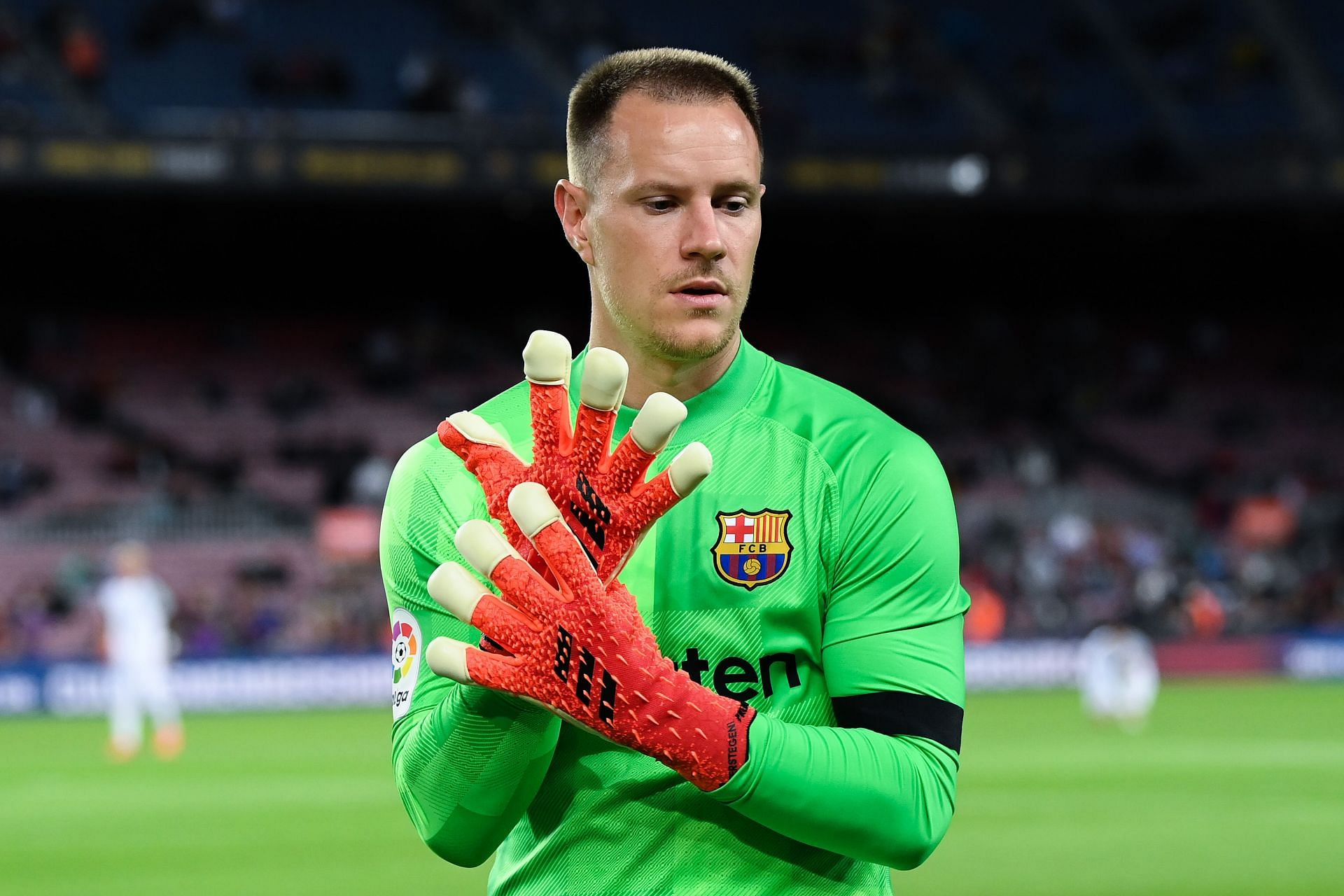 Marc-Andre ter Stegen has been a key player for Barcelona.