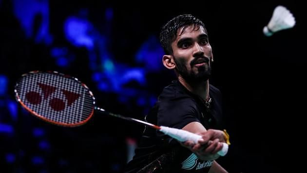Kidambi Srikanth will spearhead India's challenge in the Thomas Cup
