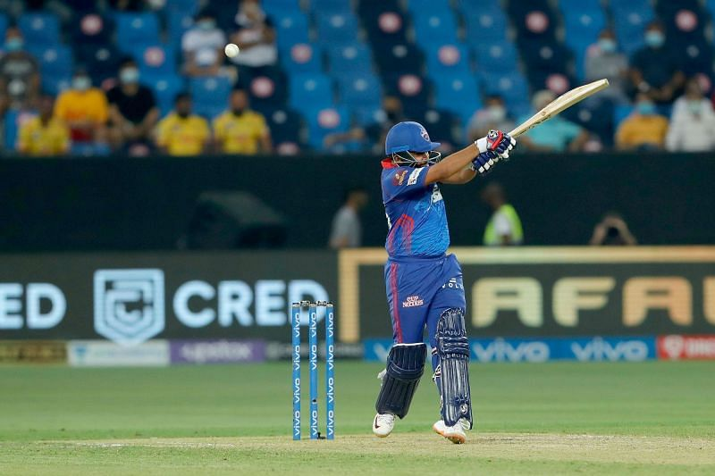 Prithvi Shaw gave the Delhi Capitals a flying start against CSK [P/C: iplt20.com]