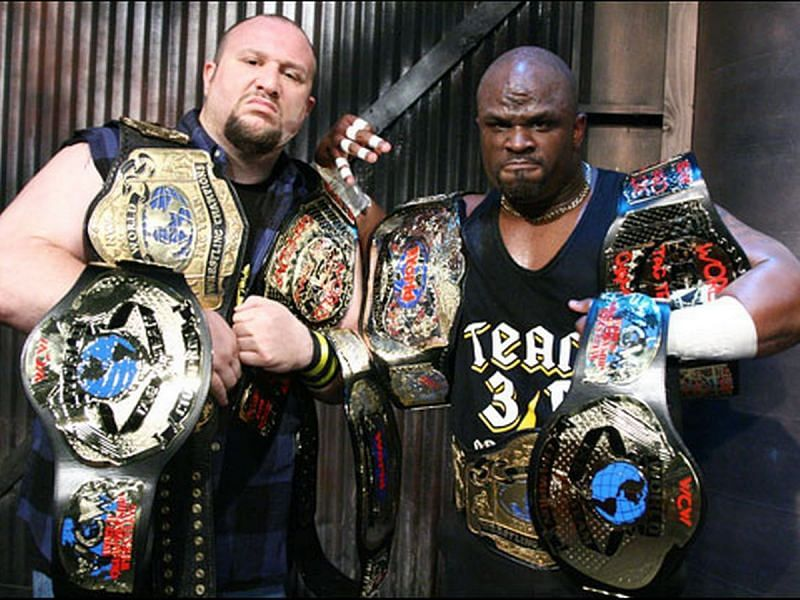 The legendary tag team has gone their separate ways.