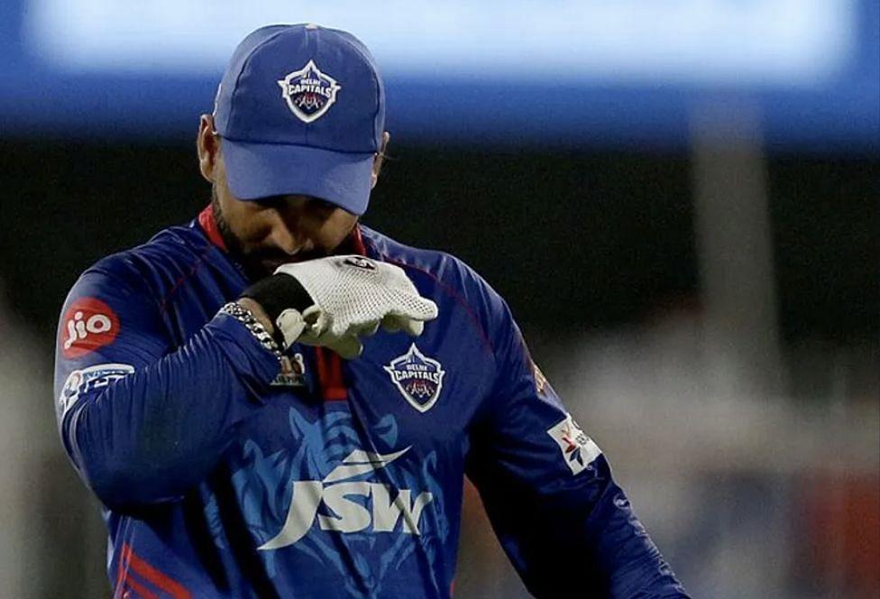 Delhi Capitals skipper Rishabh Pant. (Photo: BCCI).