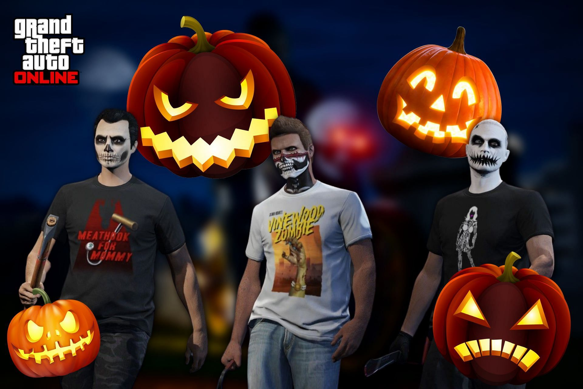 Will the 2021 Halloween update be bigger than previous ones? (Image via Sportskeeda)