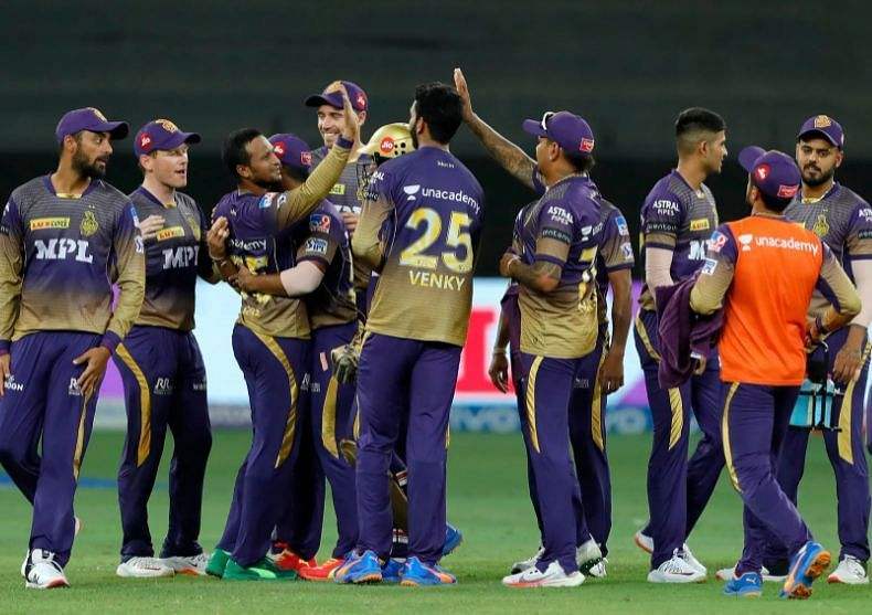 KKR vs SRH, IPL 2021 (Photo - IPL)