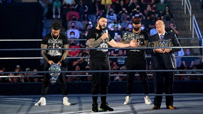 WWE का सारा ध्यान इस वक्त Crown Jewel पीपीवी पर है
