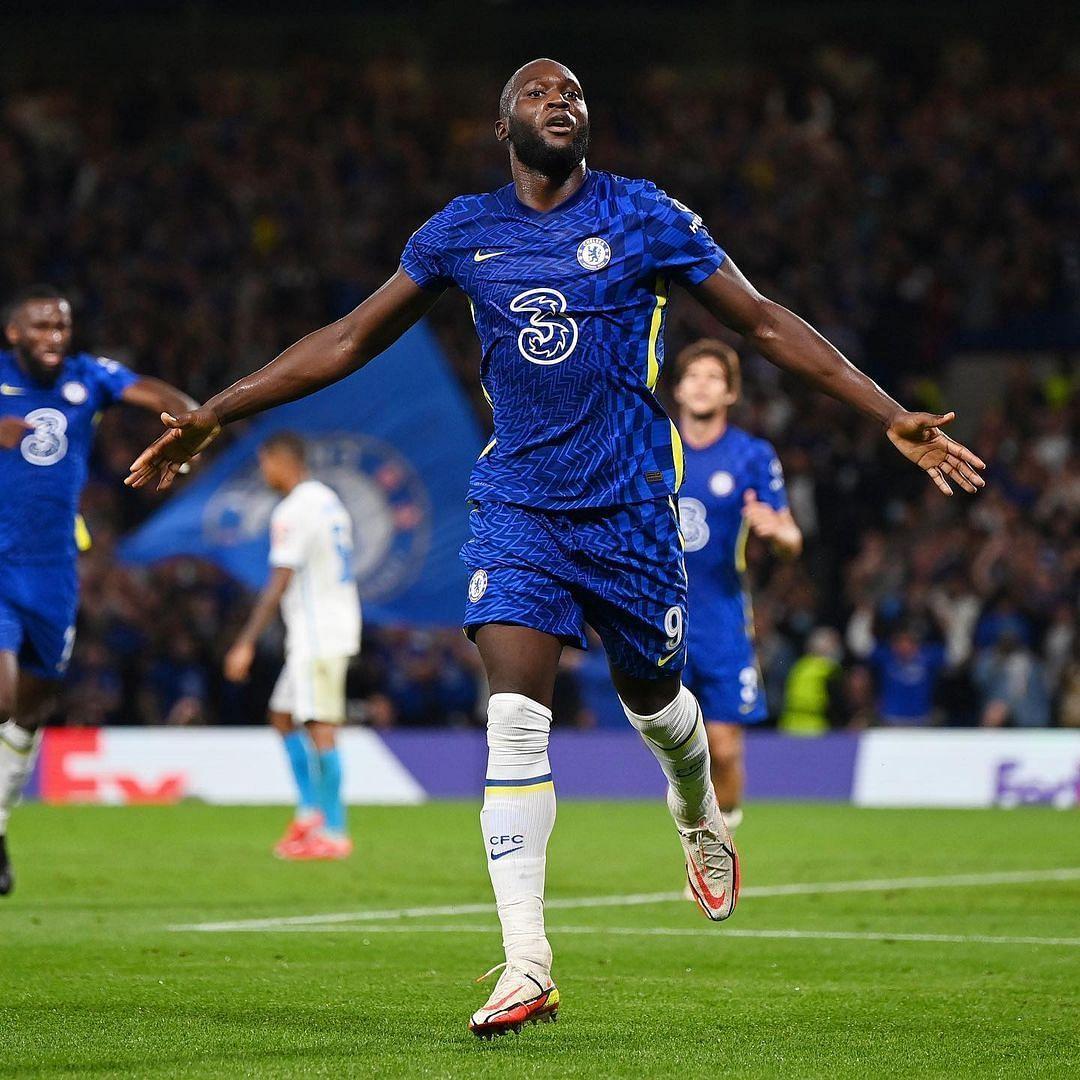 Chelsea's frontman is number 1 on the list (Image via Sportskeeda)
