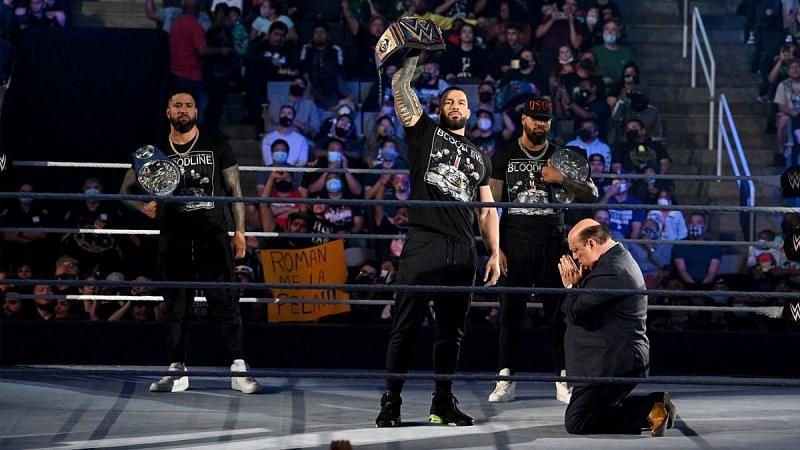 WWE SmackDown में बहुत शानदार सैगमेंट देखने को मिले