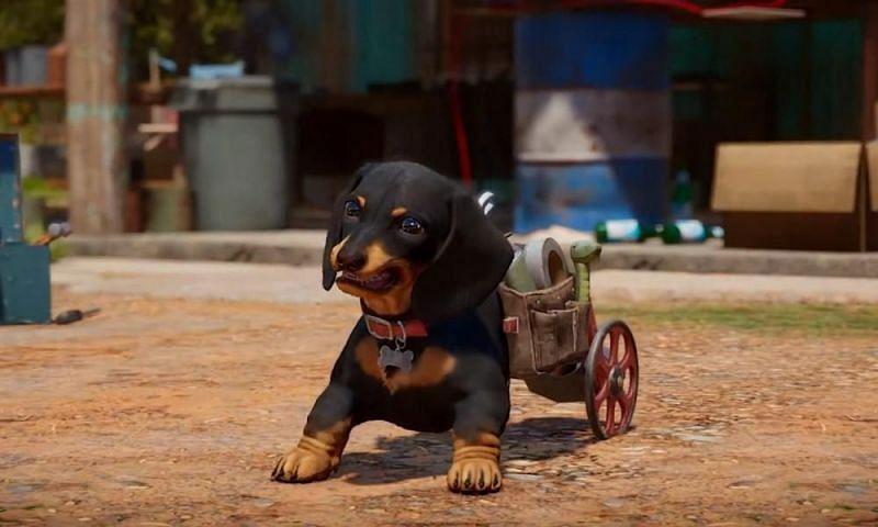 Soriso en Far Cry 6.  (Imagen a través de Ubisoft)